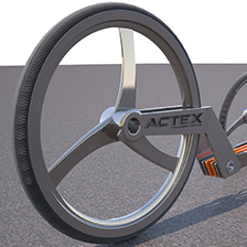 Recumbent tricycle preview image